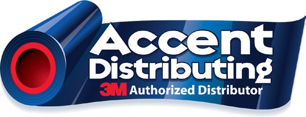 Accent Distributing - 3M Authorized Distributor logo